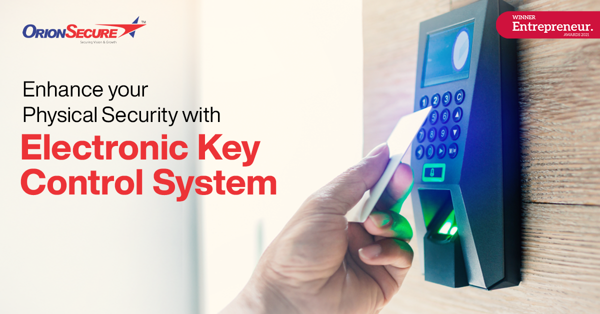 Enhance Your Physical Security With Electronic Key Control System