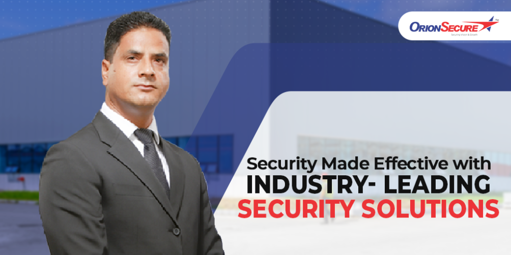 Security Made Effective with Industry-Leading Security Solutions